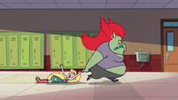 S2E16 Miss Skullnick drags Star to detention