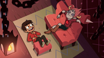 S2E19 Marco Diaz 'I'm actually having a good time'