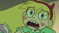 S2E8 Star Butterfly worried about Marco