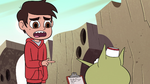 S2E13 Marco Diaz asking 'you work here?'