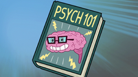 S1E14 Marco's psychology textbook again
