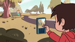 S2E37 Marco Diaz recording Jeremy on his phone