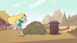 S2E6 Star running to retrieve her wand