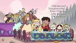 S2E15 Star and Marco at the kids' table