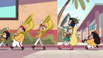 S2E16 Star and Janna blend into band practice