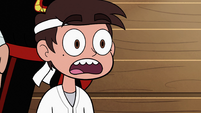 S2E37 Marco Diaz shocked by Sensei's decision