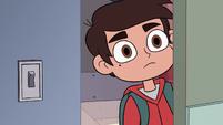 S2E3 Marco entering the boys' bathroom