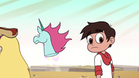 S2E13 Marco Diaz looking back at Roy