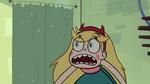 "S1E3 Star panicking ""what happened?"""