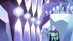 S2E34 Rhombulus turning on crystal orbs