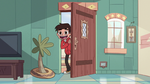 S2E24 Marco Diaz leaving to pick up the pizza