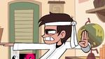 S1E5 Marco karate pose 2