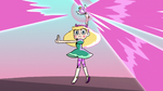 S2E14 Star Butterfly performs the Incantation Dance