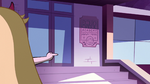 S2E23 Star Butterfly passes by yet another school