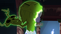 S2E41 Ludo-Toffee absorbs Omnitraxus' power