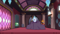 S2E25 Rhombulus jumps onto the table