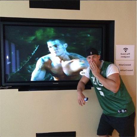 File:Greg watching himself.JPG
