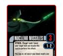 Nuclear Missiles (Cost 2)