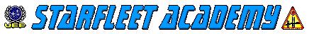 StarFleetAcademy Logo
