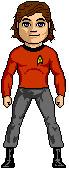 Peter kirk by spockske-d5x0j3g