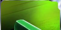 Green Lightsaber Crystal