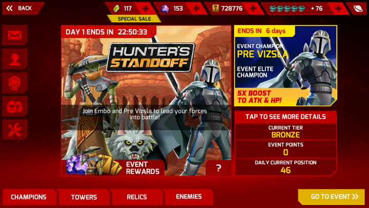 Hunter's Standoff
