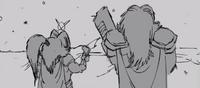 Animatic Killgar and Hogstrong Terrax