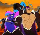 Starbarians (warriors)