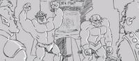 Animatic bar scene 3