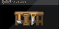 Dřevěný Craftící Stůl