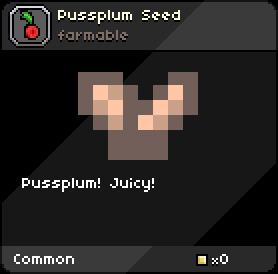 Pussplumseed infobox