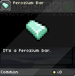 FeroziumBar