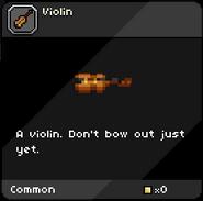 Violin tooltip