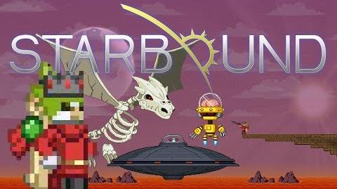 Starbound How-to kill Penguin UFO, Inactive Robot and Dragon King LEGITIMATELY, no traps arenas.