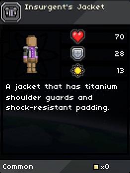 Insurgents Jacket