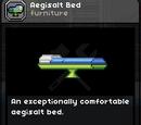 Aegisalt Bed