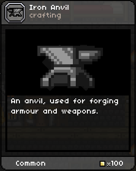 Iron Anvil