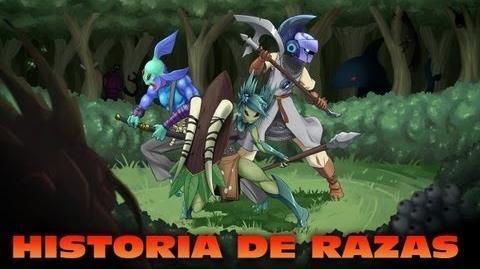 STARBOUND ESPAÑOL - EP 09 - HISTORIA DE RAZAS