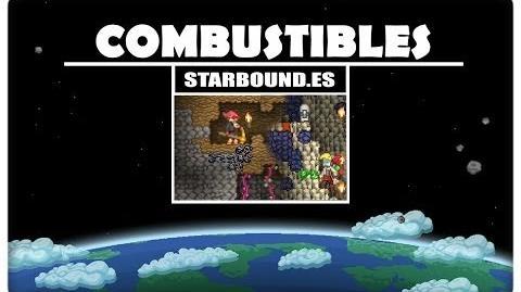 Starbound en Español - TUTORIAL - Combustibles de la nave