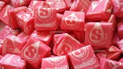 Strawberry Banana Starbursts