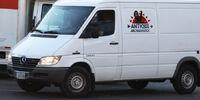 The American Pickers Van