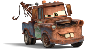 Mater cars 2