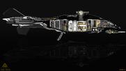 01 Vanguard Sentinel section portside