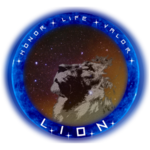 LION - Offical Logo -centered small-