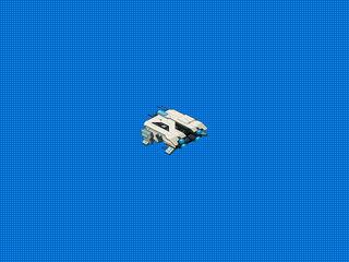 Ship human shuttle