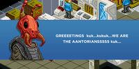 Antorians