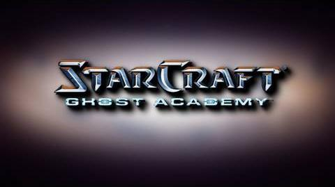 StarCraft Ghost Academy Vol