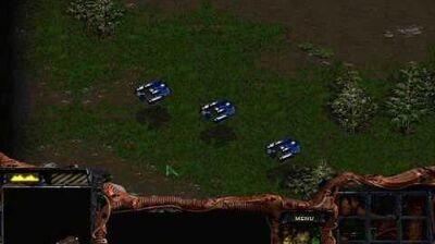 Starcraft Brood War - Zerg Mission 2 Reign of Fire