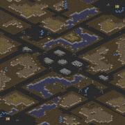 Road War SC1 Game1