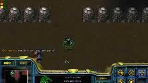 Starcraft Protect The President (Secret Service)